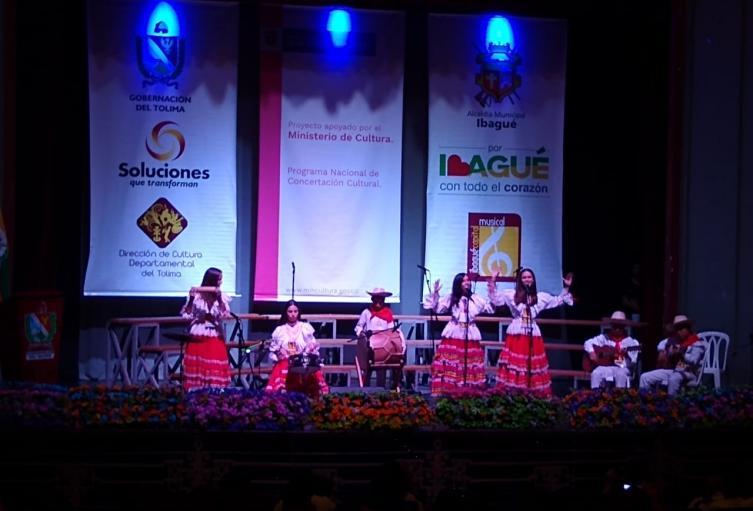 Festival Nacional de la Música Colombiana en Ibagué