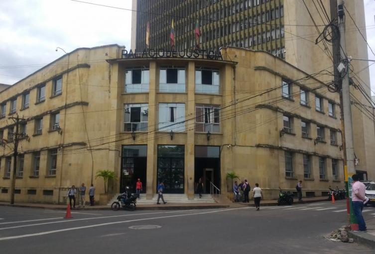 Palacio de Justicia de Ibagué