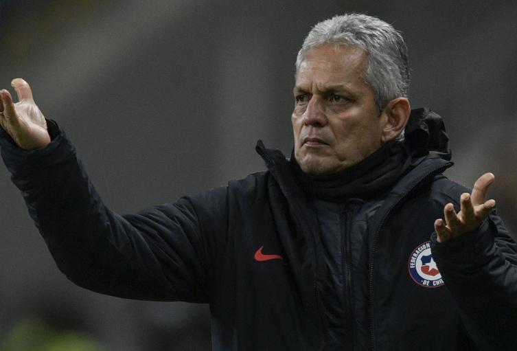 Reinaldo Rueda - Selección de Chile