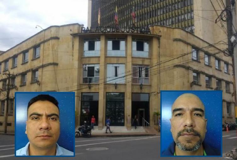 : Los hombres fueron condenados en primera instancia el pasado 5 de marzo donde fueron capturados al culminar la audiencia.