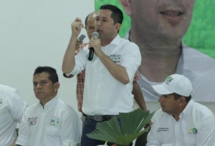 Para Barreto Castillo, los resultados de la encuesta revelan un empate técnico