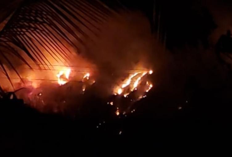 Activos incendios forestales en Ortega, San Luis, Alvarado, Ataco, Chaparral, Honda, Cunday e Icononzo.