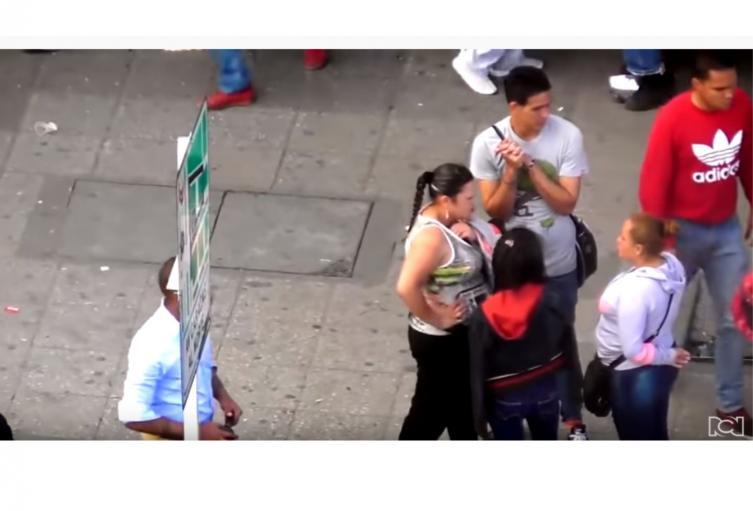 Los miembros de la banda 'Las Rapiñas' se creían dueños de la calle del centro de Bogotá.