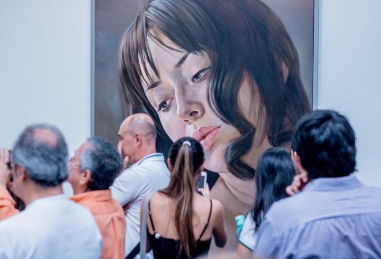 Programación de exposiciones del Museo de Arte del Tolima