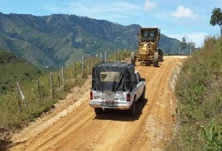 En el Tolima hay 12 mil kilómetros de vías terciarias en mal estado