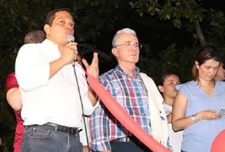 El 24 de septiembre se radicó el documento, solicitando la revocatoria de la inscripción del candidato