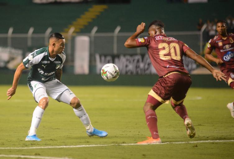 Los descuidos del  Deportes Tolima causaron derrota 1 a 2 ante Cali por semifinal de copa