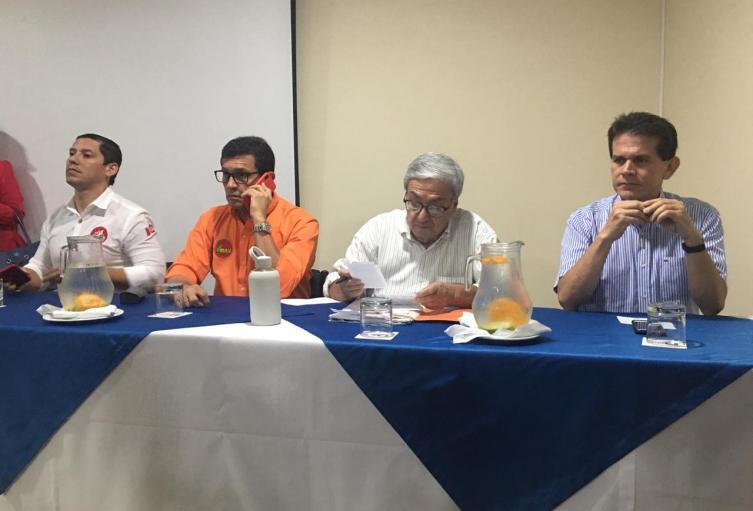 Alfredo Bocanegra le pidió al gobernador Barreto que no lo mande asesinar