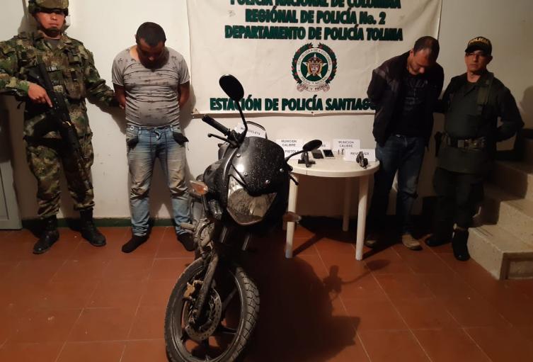 Secuestraron a la dueña de una finca y a su empleado en el sur del Tolima
