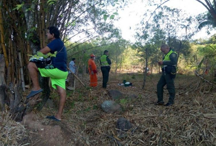 Identifican cuerpo de hombre encontrado ahorcado en zona rural de Melgar