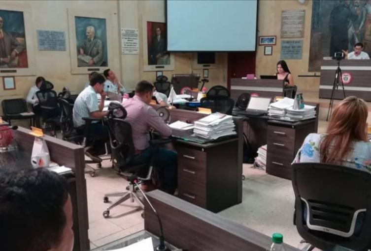 Renovación en el Concejo de Ibagué con 14 nuevos Concejales