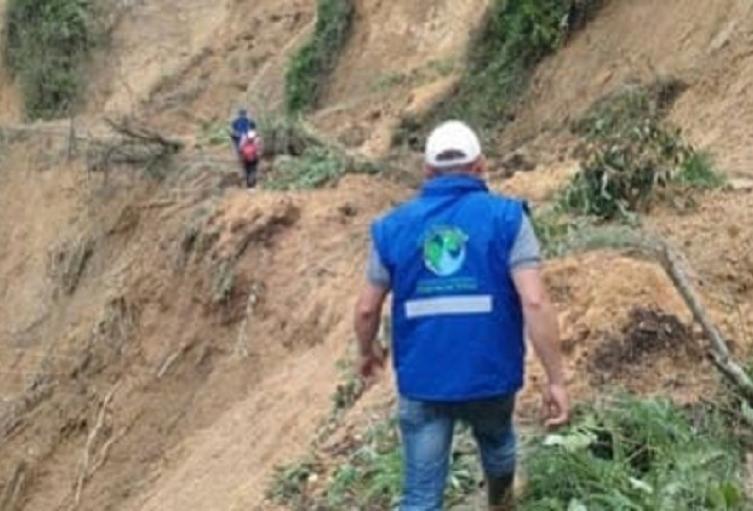 IDEAM emite alerta Amarilla en el área hidrográfica de magdalena medio en la cuenca del río Gualí