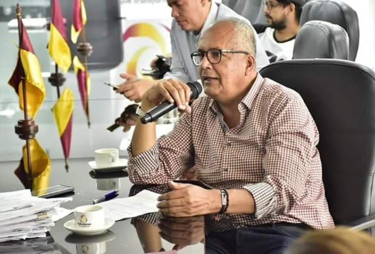 Óscar Barreto Quiroga, respondió por las investigaciones que cursan en su contra
