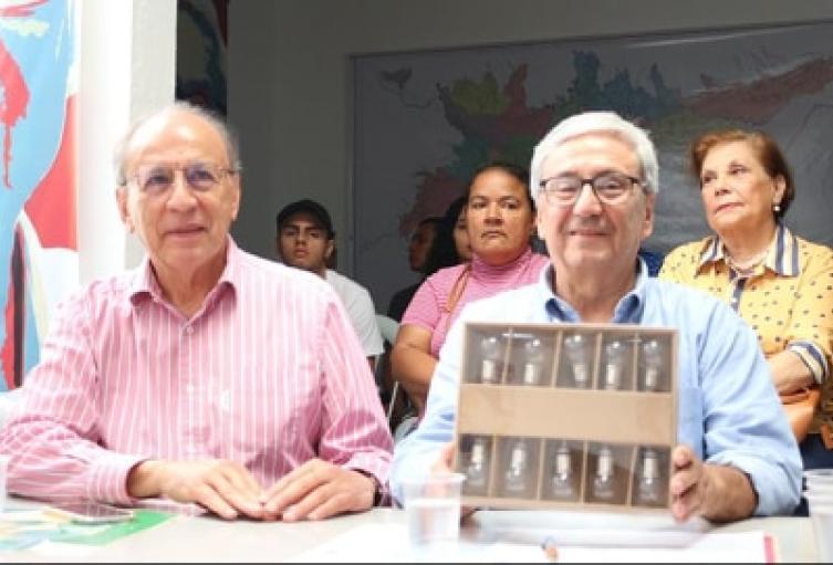 García aseguró que para ganar la alcaldía se tieneque hacer una alianza en torno a la candidatura de Leonidas López