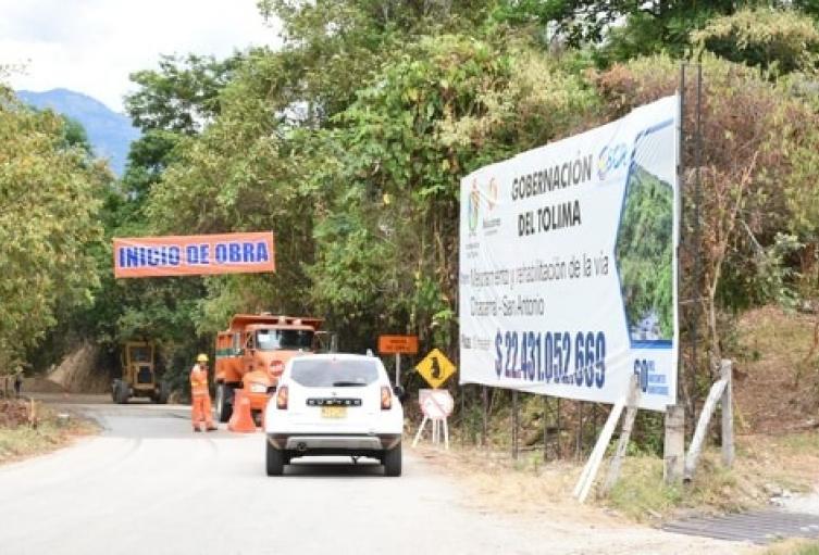 El puente tendrá una inversión de $232 millones de pesos