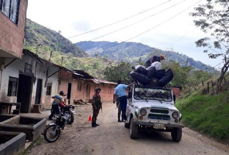 Continuaran los controles en las vías del Tolima.
