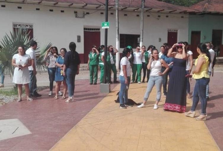 El Tolima reportó por el momento la participación de 72.832 personas