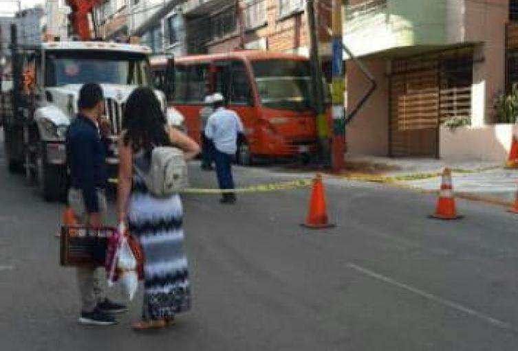 Accidente Ibagué