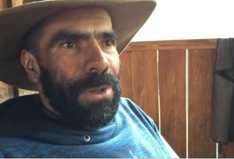 Líder ambientalista, Carlos Aldairo Arenas Salinas.