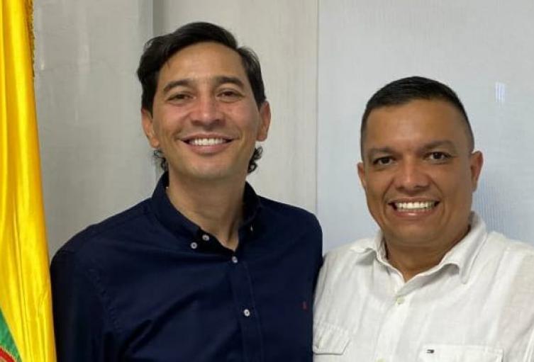 Nuevo Secretario General de la Alaldía de Ibagué