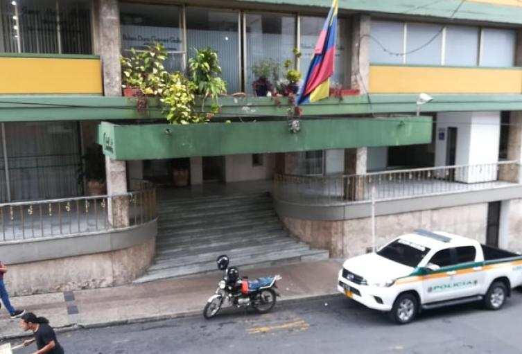 El Hotel Ambalá, serviría para las prácticas de los estudiantes del programa de Administración Turística y Hotelera