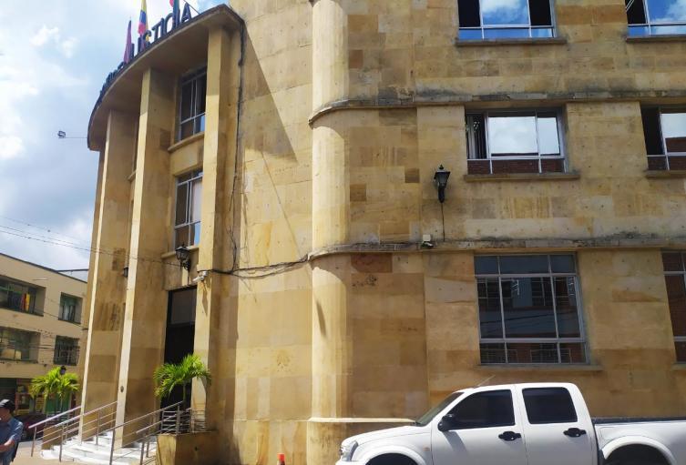 Palacio de Justicia Ibagué