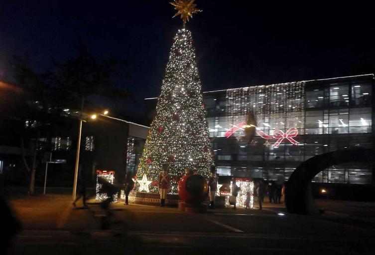 Navidad en Bogotá /  Alumbrados navideños