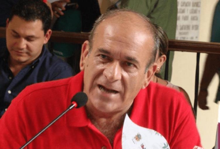 Concejal Pedro Mora