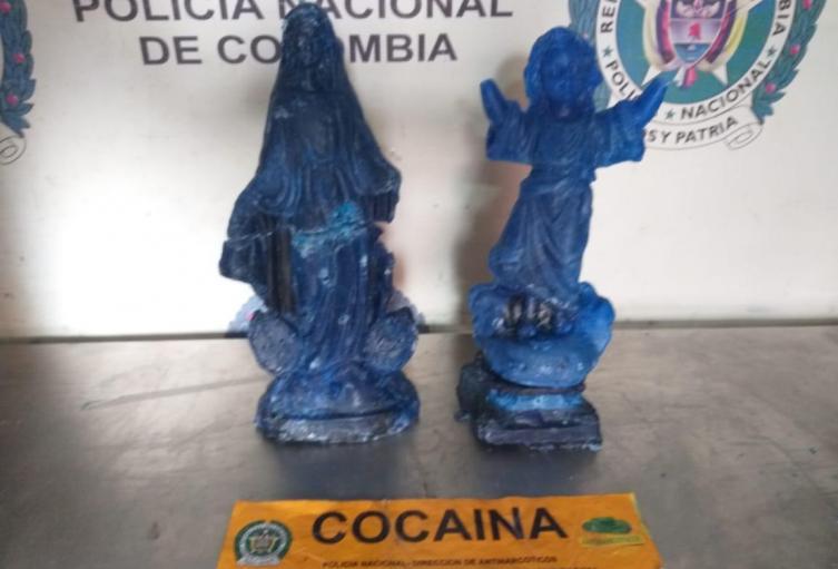 Dos hombres y dos mujeres capturados en El Dorado