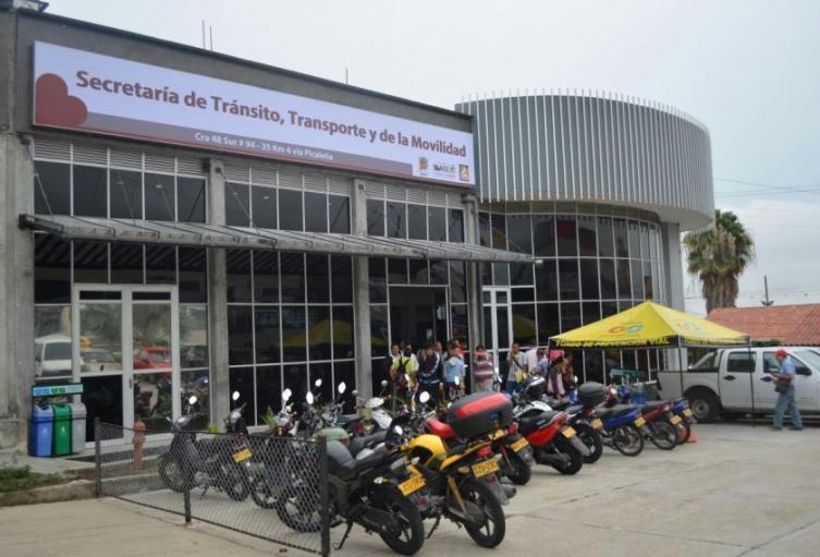 Secretaria de Movilidad de Ibagué
