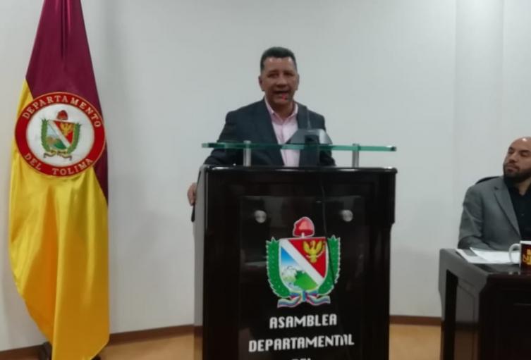Gobernador electo Ricardo Orozco