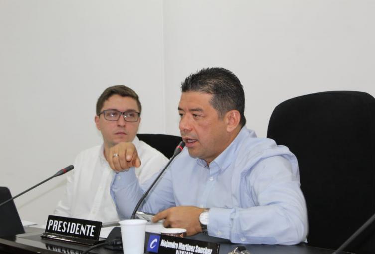 Diputado Alejandro Martinez