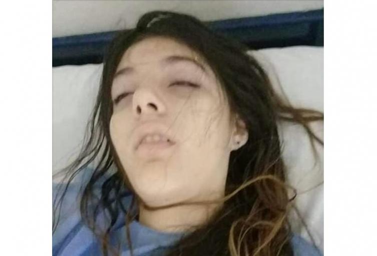 Buscan a familiares de una joven encontrada inconsciente en El Vergel