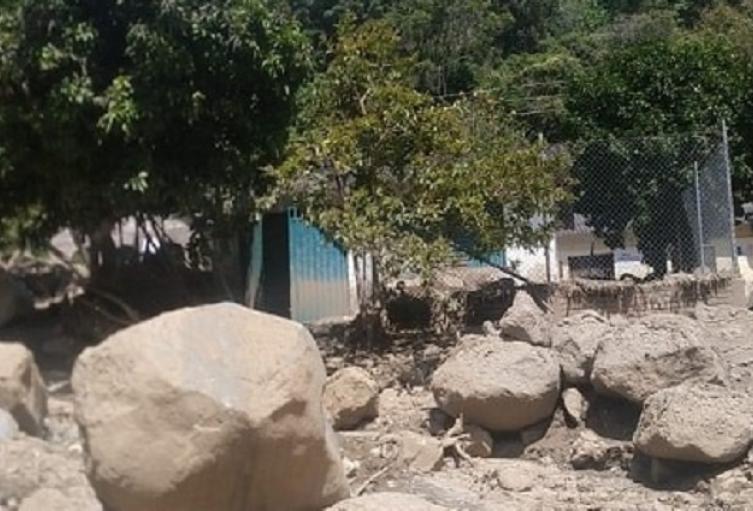 Se evaluaran las afectaciones que se presentó el 25 de diciembre de 2019 y verificar si es necesaria la evacuación