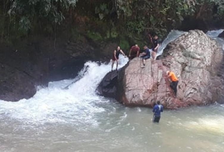 Cortolima acompañó las acciones de rescate en campo