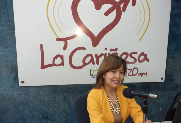 Directora regional de Comfenalco, Diana Lucia Reyes