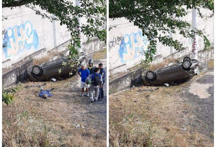 Accidente en Picaleña