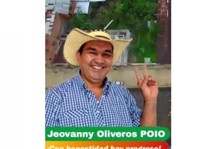 Jeovanny Oliveros