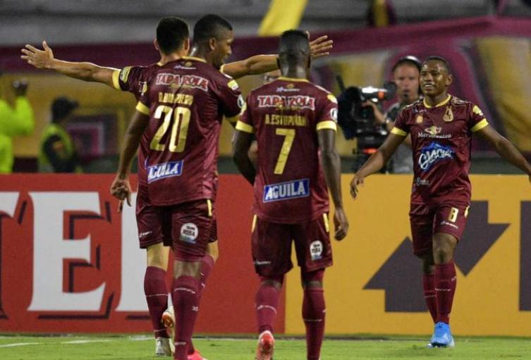 Deportes Tolima en Copa Sudamericana