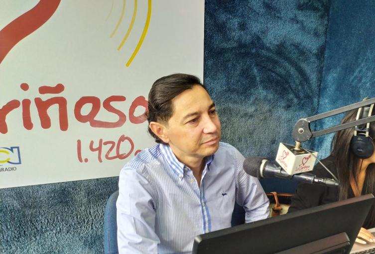 Alcalde de Ibagué