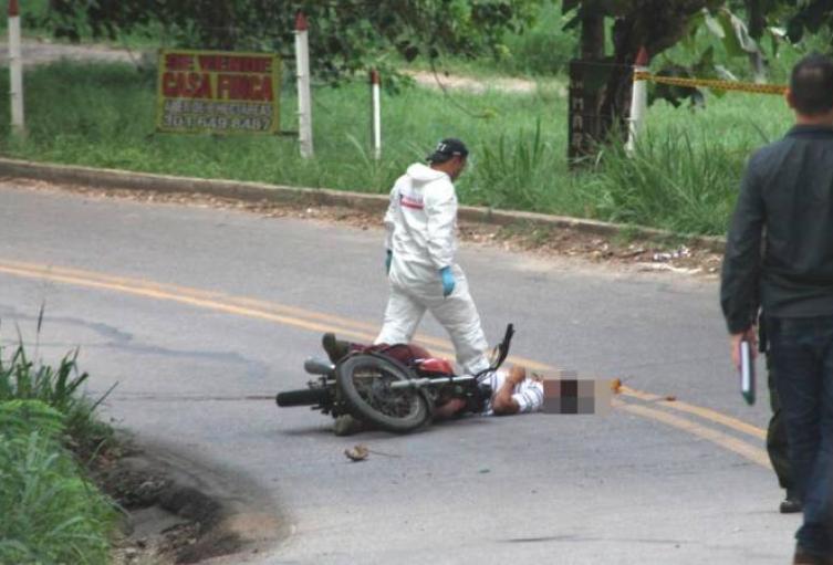 Joven herido en Chaparral