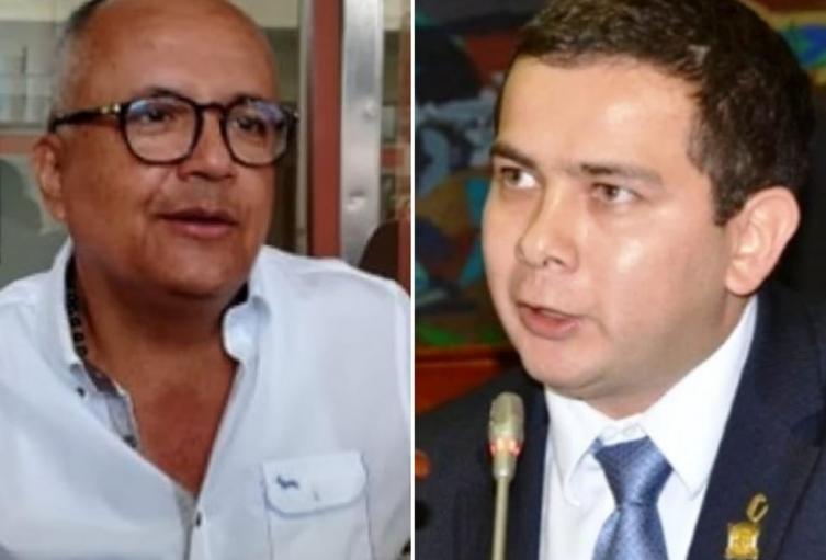 Giovanni Molina, advirtió que el jefe del partido en el Tolima es Óscar Barreto Quiroga