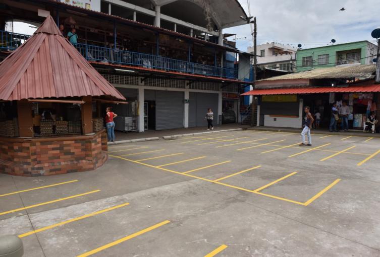 Plaza La 21 de Ibagué