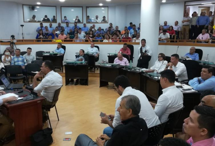 Asamblea departamental