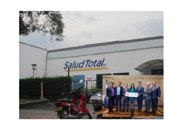 Salud Total recibe certificación en alta calidad de ICONTEC