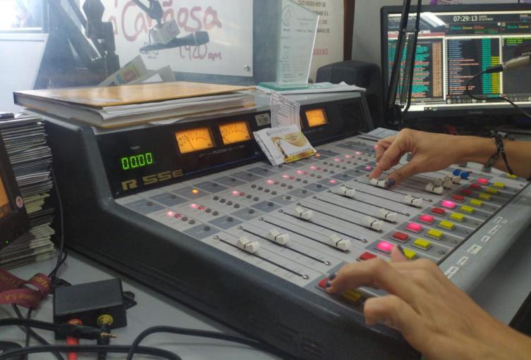 La radio como canal de estudio