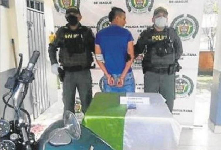 Cárcel para ladrón que robaba en medio de la cuarentena