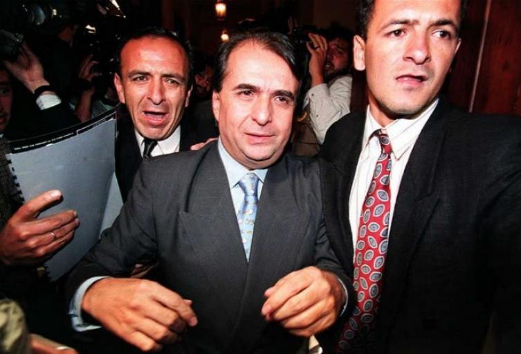 Exministro Alberto Santofimio dejado en libertad condicional