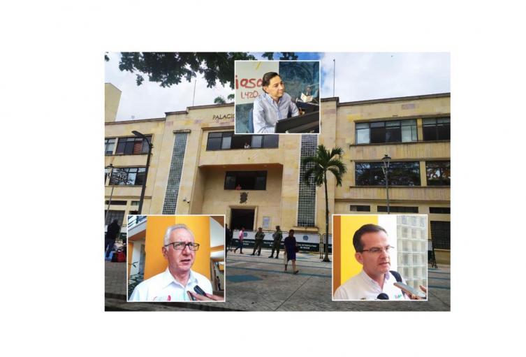 Denuncia Hurtado contra Jaramillo