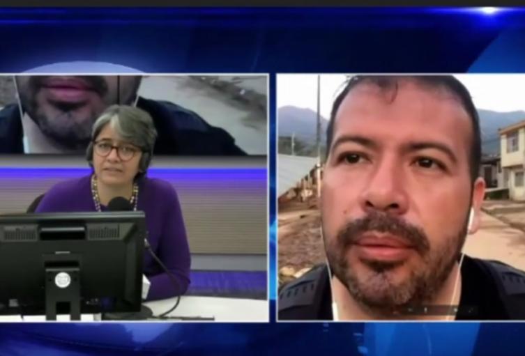 Javier Jules Periodista de RCN Radio